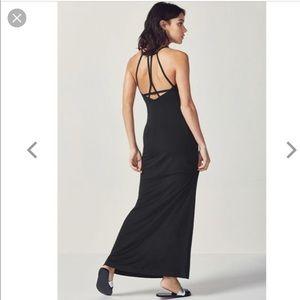 NWOT Fabletics Evelyn Maxi Dress